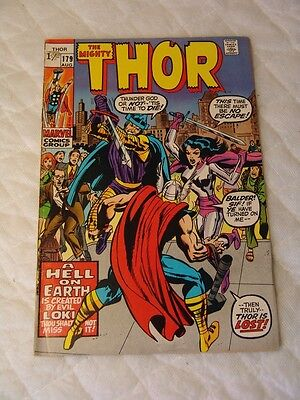 The Mighty Thor # 179