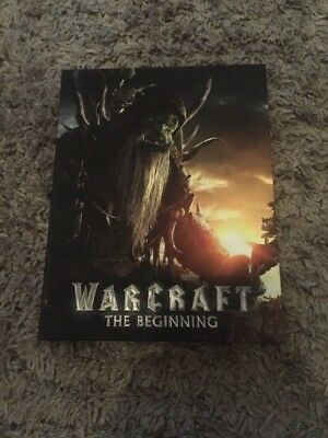 Warcraft - Steelbook Blu Ray - Edition Filmarena FAC fullslip - Sealed/NO VF