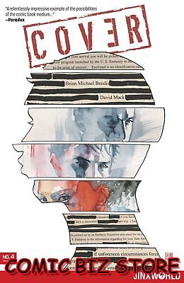 Cover  #4 (Of 6) (2018) 1St Printing David Mack Main Cover Dc Universe