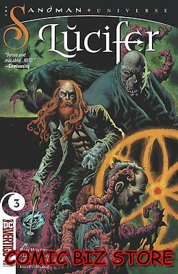 Lucifer #3 (2018) 1St Printing Bagged & Boarded Dc Comics
