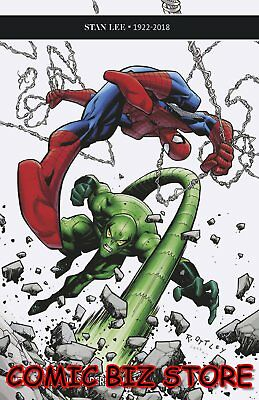 Amazing Spider-Man #12 (2018) 1St Printing Ottley Main Cover Marvel Comics