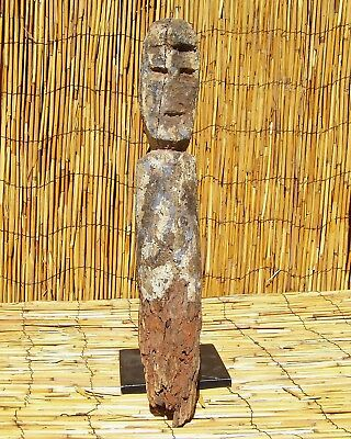 "African Fon Boccio post fetish from Ghana 20"" Tall WAS $650"