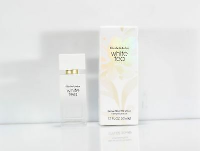 Elizabeth Arden White Tea  EdT Eau de Toilette Spray 50 ml Damenduft OVP