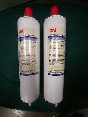 FREE SHIP 2 pc 3M CUNO HF25-S Water Filter Cartridge for ICE125-S  5615203
