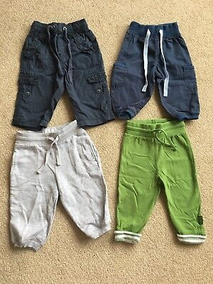 Baby Boys Clothing Bundle Age 4-6months H&M Joggers/trousers