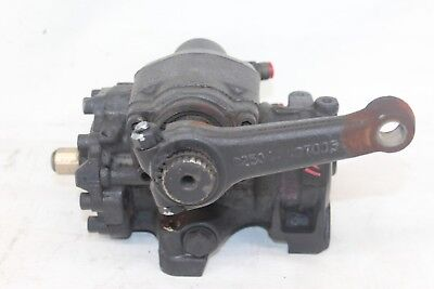 2005 Chrysler Crossfire #113 Power Rack Pinion Steering Gear Box Assembly