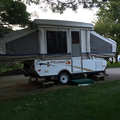 coachmen clipper tent trailer