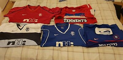 Glasgow rangers shirts