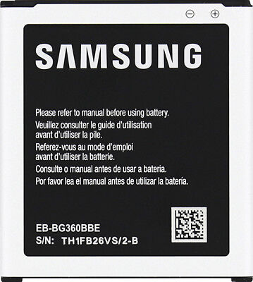 SAMSUNG EB-BG360BBE BATTERY FOR GALAXY CORE PRIME G360 2000mAh