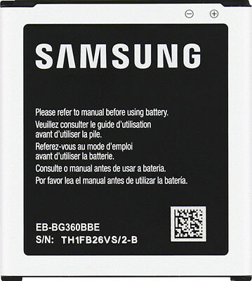 SAMSUNG EB-BG360BBE BATTERY FOR GALAXY CORE PRIME G360 2000mAh Used