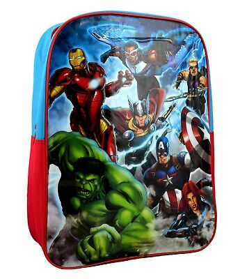 Avengers Force Junior School Bag Rucksack Backpack Brand New With Tags