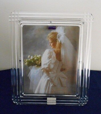 Marquis Waterford Crystal 8 X 10 Picture Frame, New In Box