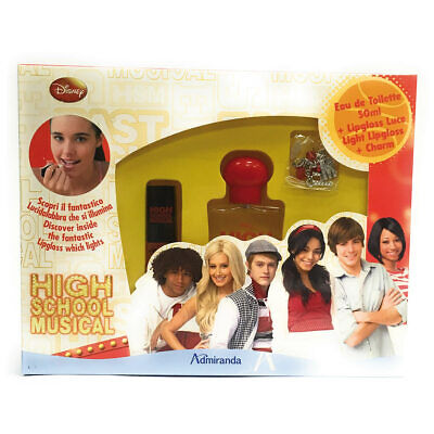 Confezione regalo bambina DISNEY HIGH SCHOOL MUSICAL Eau de toilette vapo 50 ml