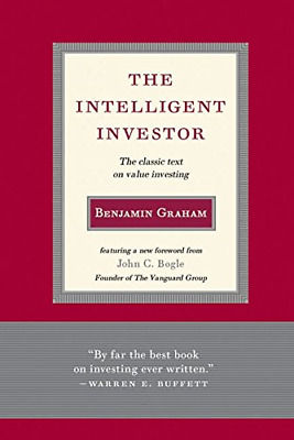 Intelligent Investor: The Classic Text on Value InvestingRough Cut