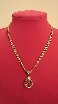 Avon P.C. Recognition Necklace 06/07 - NIB! - Rare Find  (Special Holiday Price)