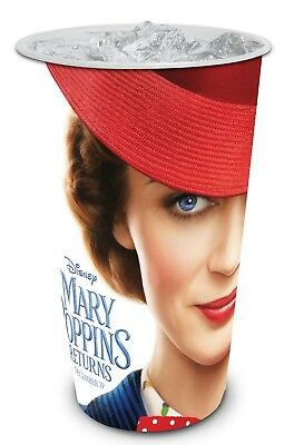 Disney Mary Poppins 2018 Movie Theater Exclusive 44 oz Plastic Cup