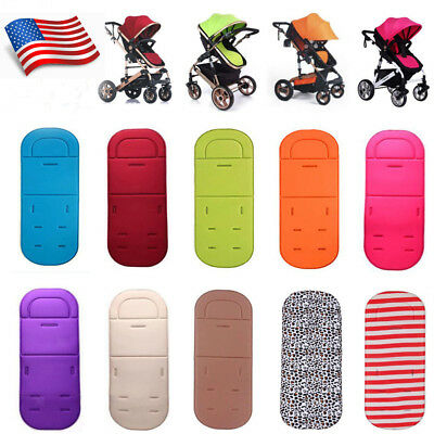 Cute Baby Toddler Washable Stroller Pushchair Car Seat Padding Pram Liner Pad