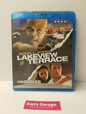 Lakeview Terrace HD: Blu-ray movie - NO SCRATCHES - Canadian - tested + warranty