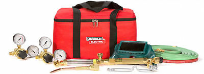 New Lincoln Electric Oxygen Welding Cutting and Brazing Kit # KH995