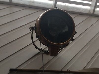 Vintage Search Light