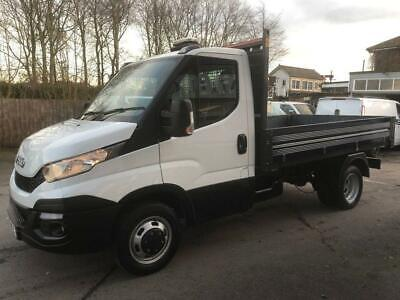 2016 66 Iveco Daily 2.3 35C13V S-Cab Tipper 130 Bhp Diesel