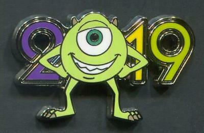 Disney Pin MIKE Monsters Inc - 2019 Disney Characters Mystery Collection