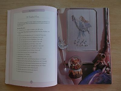 The Ribbon & Thread Garden~Creative Embroidery Projects~Volta & Cumming~P/B~1997