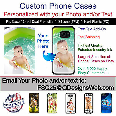 Personalized Photo Selfie Collage Pimp Your iPhone 6s or iPhone 6 Phone Case