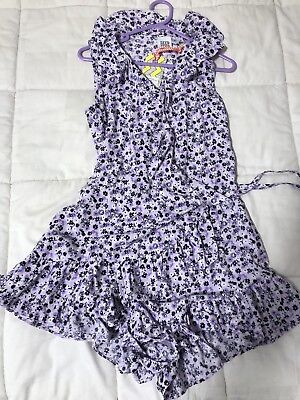Girls Seed Teen Playsuit Size 10