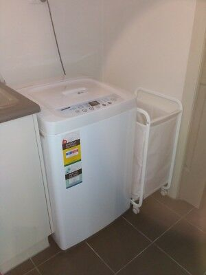 LG WF-T507 5kg Top Load Washer *Available from 20-Dec*