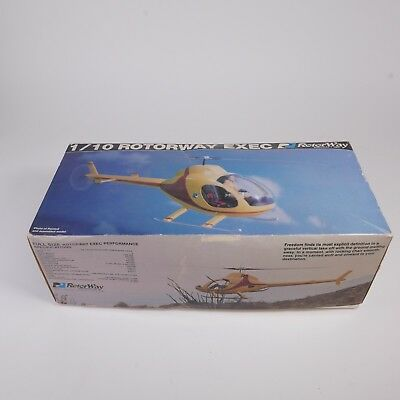 Rotorway Exec Rotorway Aircraft Inc. Helicopter Model Kit