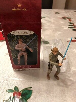 Luke Skywalker Hallmark Ornament 1997