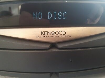 Kenwood 21 Series D-R350 Multiple CD Player 5-CD HiFi Multichanger in used cond.