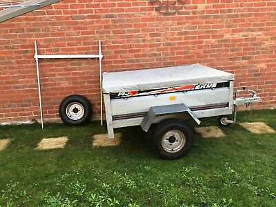 Erde 143 trailer for sale in good condition,