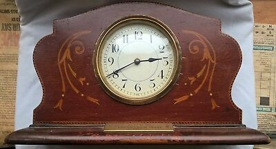 Antique Mantle Clock – Ticking, Needs Overhaul