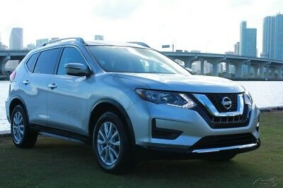 2017 Nissan Rogue SV 4dr Crossover 2017 SV 4dr Crossover Used 2.5L I4 16V Automatic FWD SUV