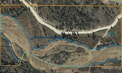 Gold Placer Claim-20 Acres-Colorado-Mineral Creek-Gold & Silver