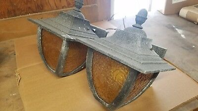Mid Century Moe Porch Light Sconce Mission Arts & Crafts Bungalow Cottage