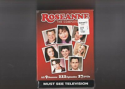 ROSEANNE the complete series DVD=NEW/SEALED with FREE SHIP.
