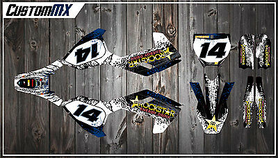 Husqvarna TC 65 50 2017-2018 Complete Graphics Kit TC65 TC50