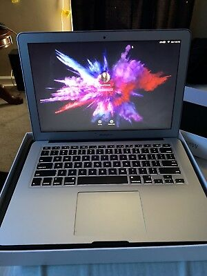 "Apple MacBook Air 13.3"" Laptop - MQD32LL/A (June, 2017, Silver)"