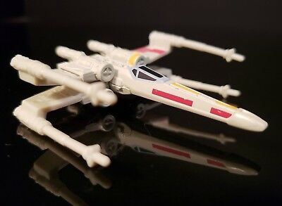 Star Wars Vintage Die Cast X-WING Loose