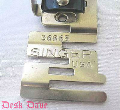 Vintage SINGER Edge Stitching Foot for Featherweight 221 / 222 Sewing Machines