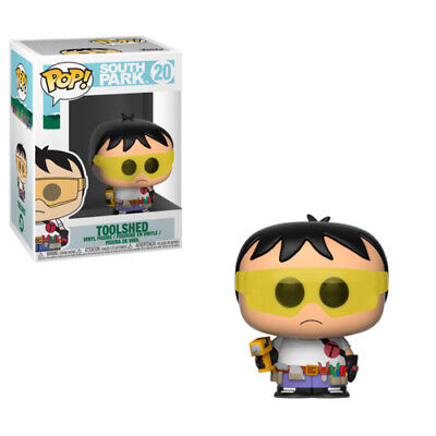 South Park - Toolshed - Funko Pop! Television: (2018, Toy NEUF)