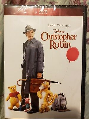 Christopher Robin (DVD 2018)