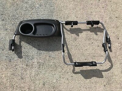 BOB Graco Infant Car Seat Adapter for BOB duallie double strollers