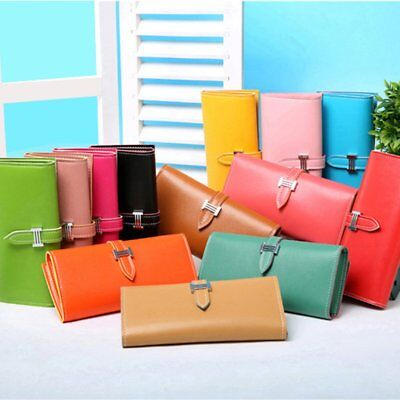 Large Capacity Zipper Women Long Style Wallet For Coin Card Cash Wallet NC