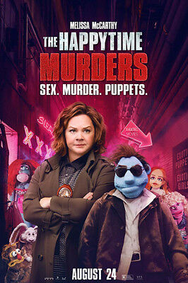 Happytime Murders Digital HD Code VUDU