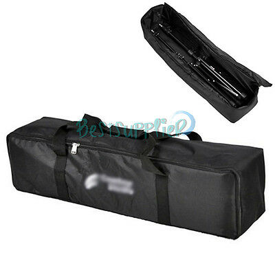 Photography Zipper Carry Bag Case for Light Stands Umbrella Tripod Lighting Kit