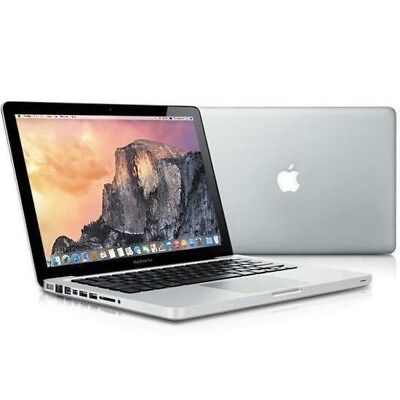 "REDUCED Apple MacBook Pro Intel core i5 A1278 Mid 2012 13.3"" 500GB 4GB RAM"
